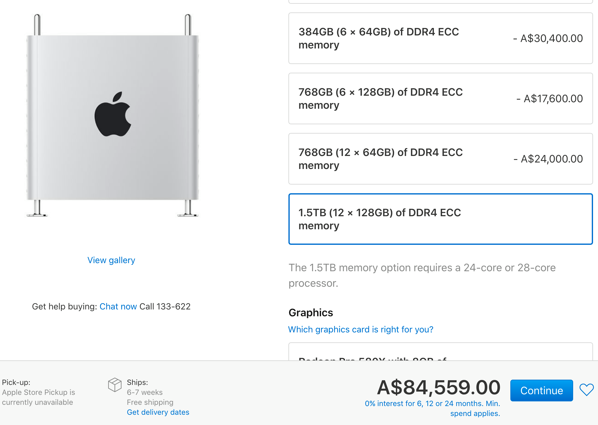 Wow! The most insane new Apple Mac Pro configuration costs $52,599