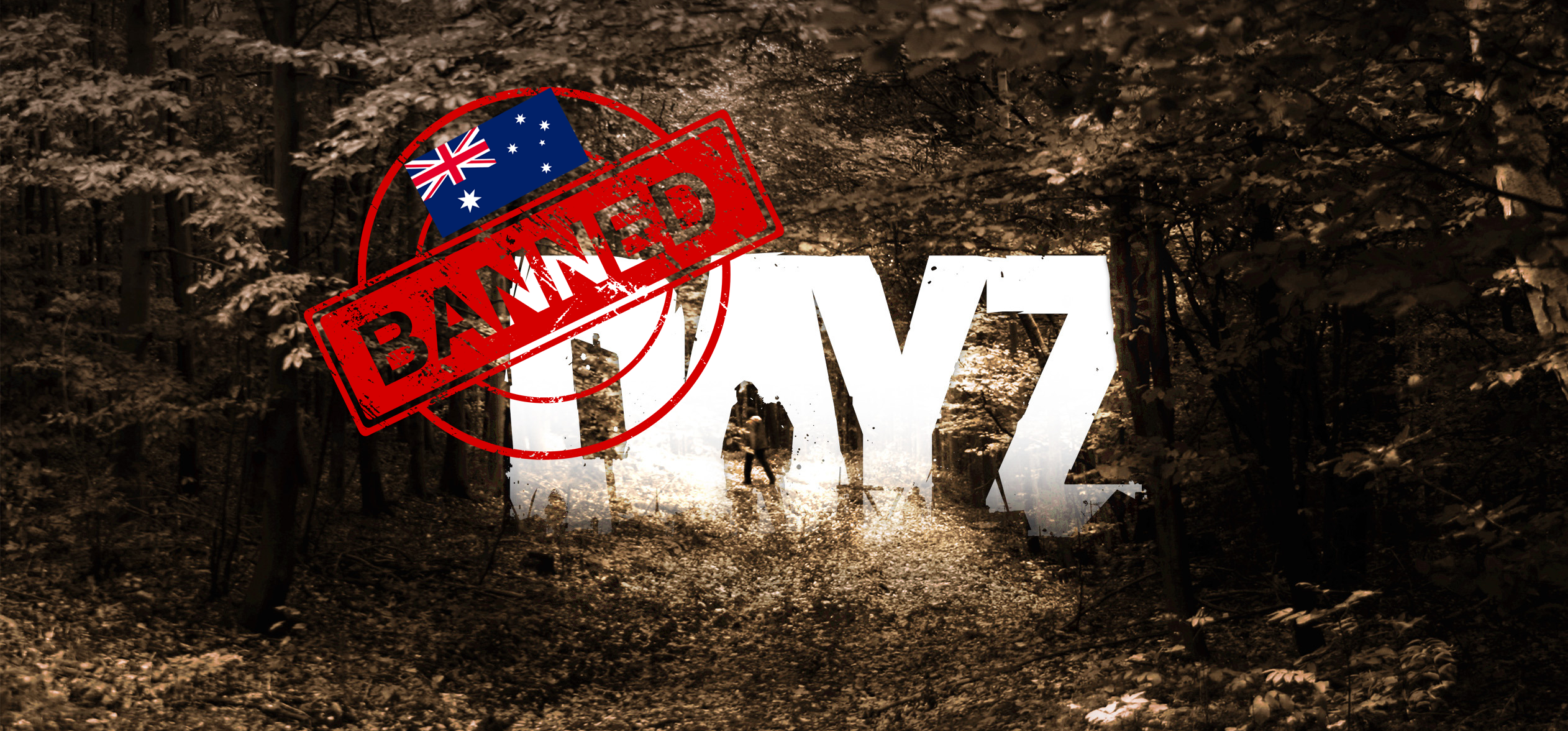 Day Z is like Schrödinger's cat, both banned and not banned in Australia ??