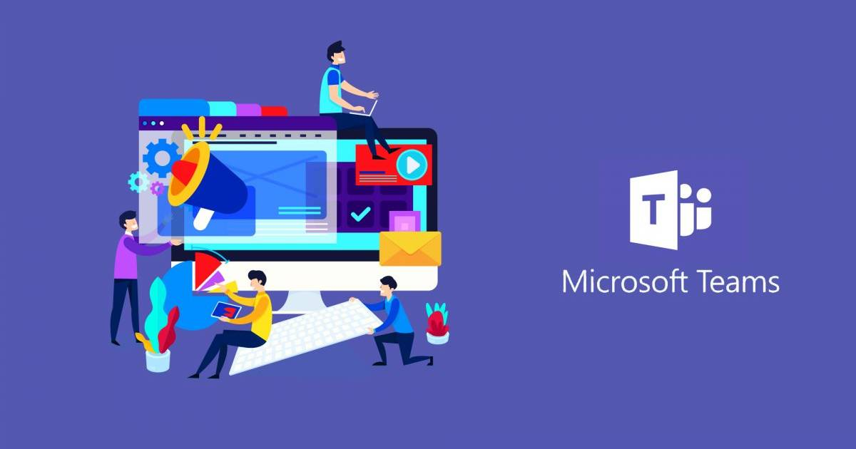 Make your background awesome in Microsoft Teams Video Calls