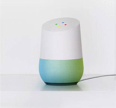 Things google home looks like